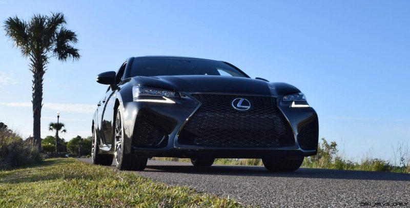 2016 Lexus GS-F Tom Burkart 55