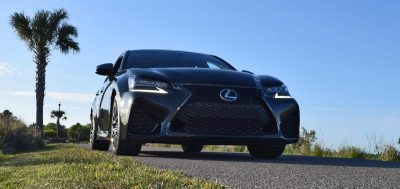 2016 Lexus GS-F Tom Burkart 56