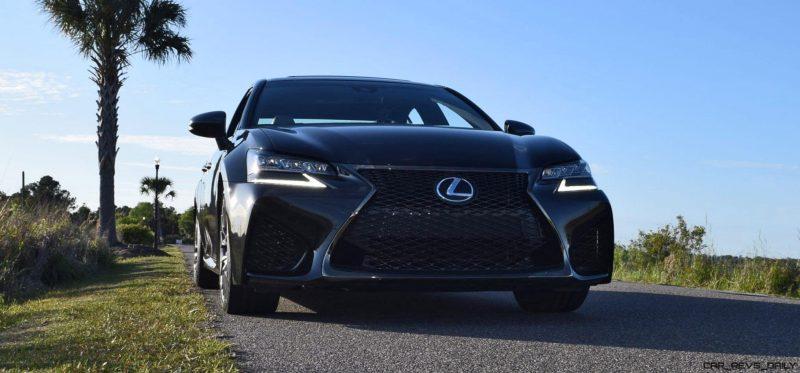 2016 Lexus GS-F Tom Burkart 57