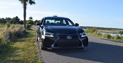 2016 Lexus GS-F Tom Burkart 58