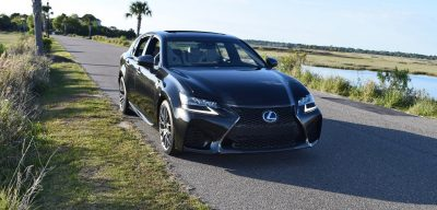 2016 Lexus GS-F Tom Burkart 59
