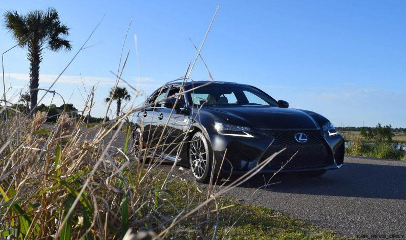 2016 Lexus GS-F Tom Burkart 63