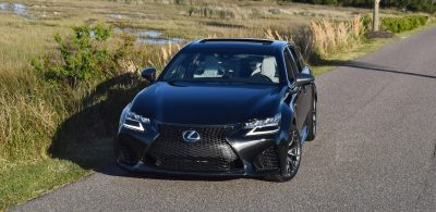 2016 Lexus GS-F Tom Burkart 7