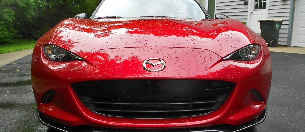 2016 Mazda MX-5 Club 6MT 3