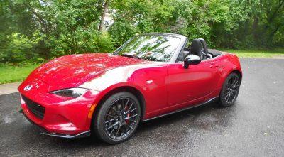 Road Test Review  2016 Mazda MX5 Club 6MT  By Ken Hawkeye