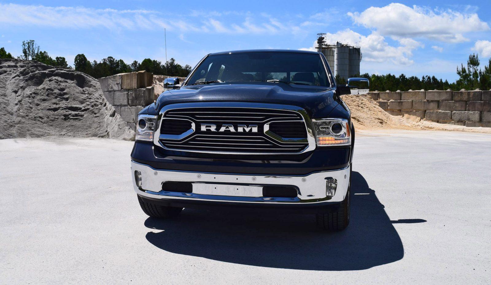 2016 RAM 1500 LIMITED EcoDiesel BLACK 1