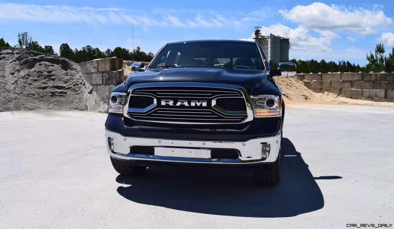 2016 RAM 1500 LIMITED EcoDiesel BLACK 1