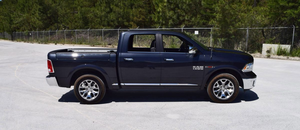 Model First Drive  2016 RAM 1500 LIMITED EcoDiesel  VIDEO