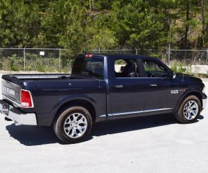 New First Drive  2016 RAM 1500 LIMITED EcoDiesel  VIDEO