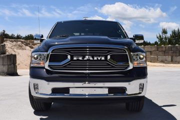 First Drive – 2016 RAM 1500 LIMITED EcoDiesel + VIDEO Walkaround and 70 Pics