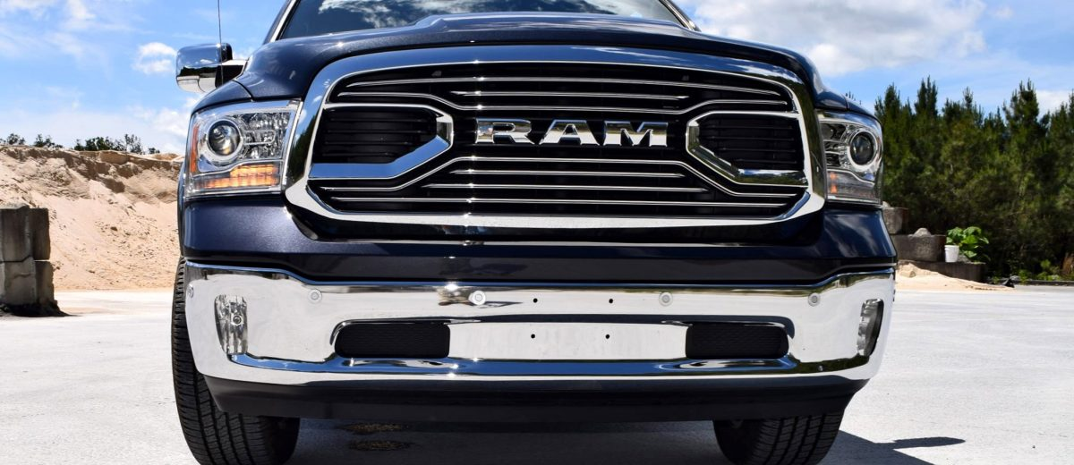 Fantastic First Drive  2016 RAM 1500 LIMITED EcoDiesel  VIDEO