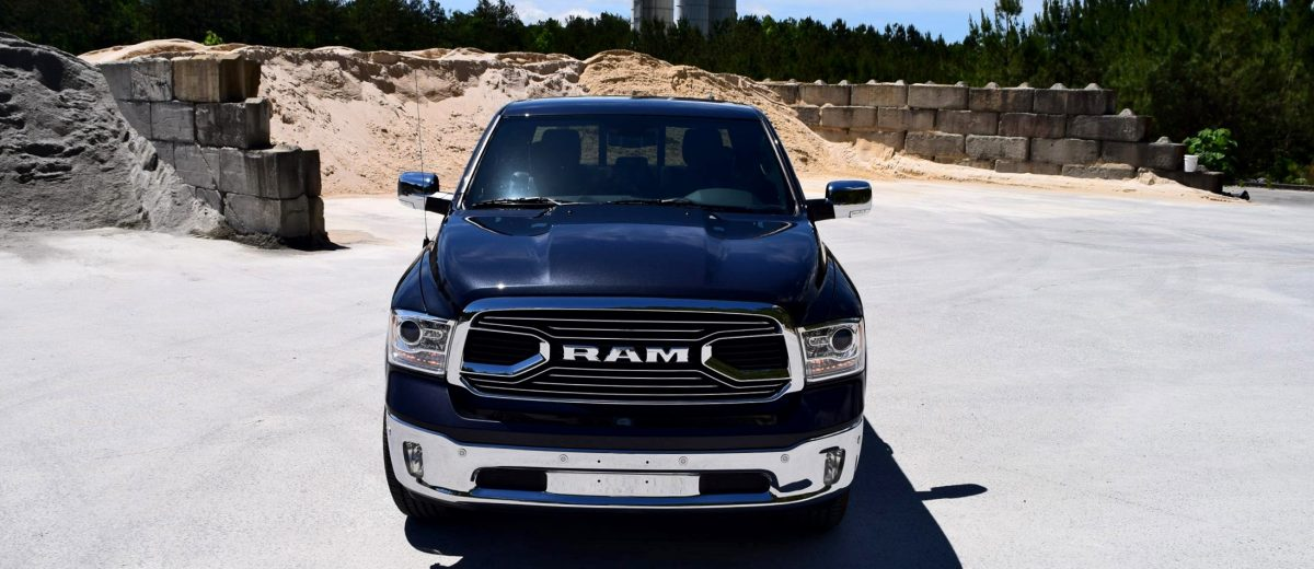 Cool First Drive  2016 RAM 1500 LIMITED EcoDiesel  VIDEO