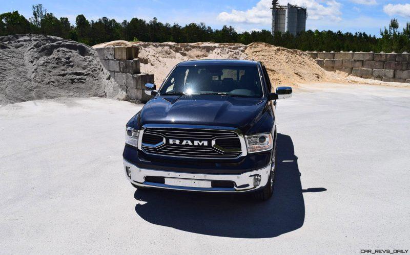 2016 RAM 1500 LIMITED EcoDiesel BLACK 5