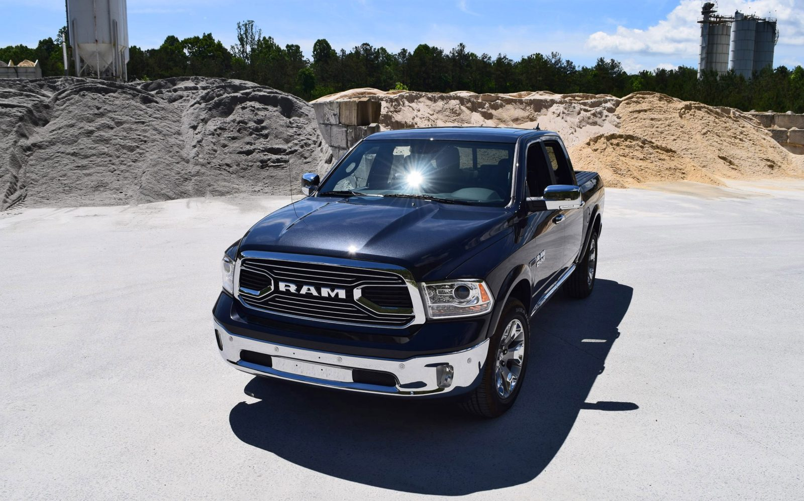 Ram 1500 Ecodiesel Review >> First Drive - 2016 RAM 1500 LIMITED EcoDiesel + VIDEO Walkaround and 70 Pics