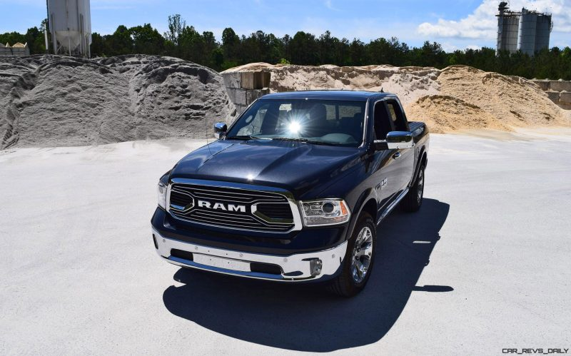 2016 RAM 1500 LIMITED EcoDiesel BLACK 6