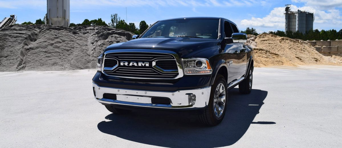 Creative First Drive  2016 RAM 1500 LIMITED EcoDiesel  VIDEO
