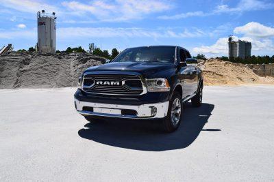 2016 RAM 1500 LIMITED EcoDiesel BLACK 7