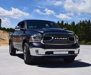 Perfect First Drive  2016 RAM 1500 LIMITED EcoDiesel  VIDEO