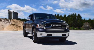 2016 RAM 1500 LIMITED EcoDiesel BLACK 8