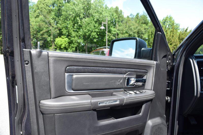 2016 RAM Limited Interior Black 1