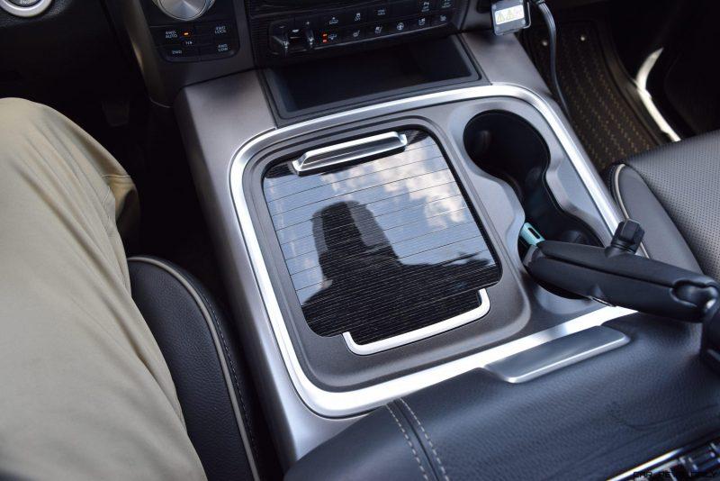 2016 RAM Limited Interior Black 4