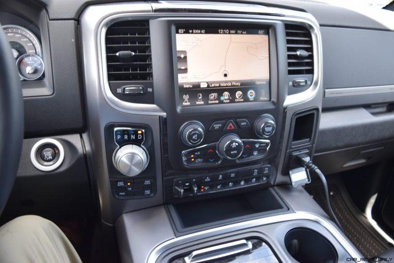 2016 RAM Limited Interior Black 5