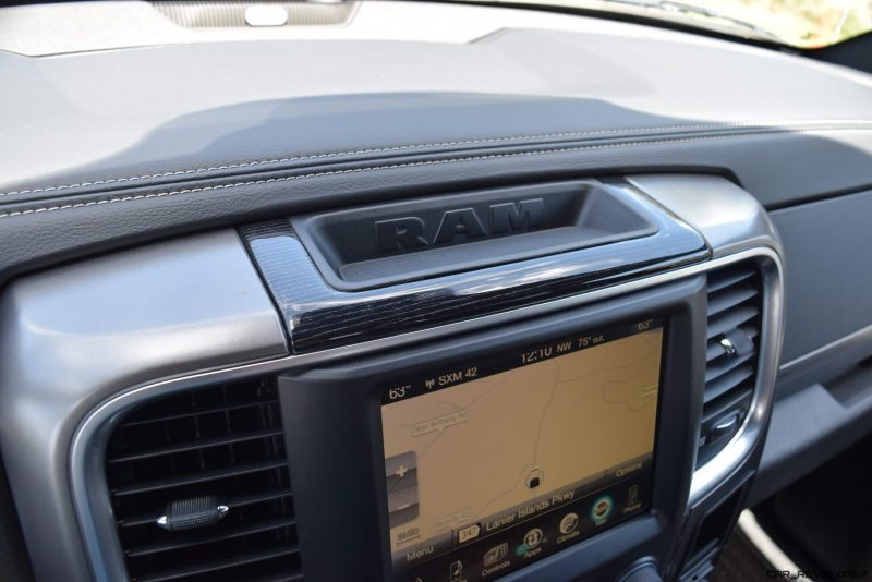 2016 RAM Limited Interior Black 6