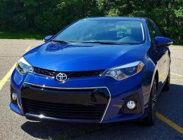 Road Test Review – 2016 Toyota Corolla S 6MT – By Carl Malek