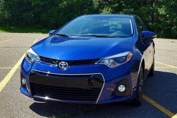 Road Test Review – 2016 Toyota Corolla S 6MT – By Carl Malek