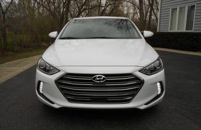 2017 Hyundai ELANTRA Limited 4