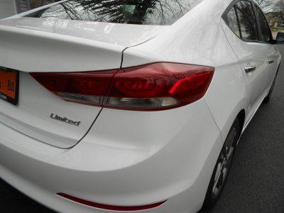 2017 Hyundai ELANTRA Limited 7