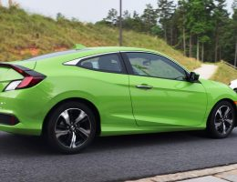 Drive Review – 2016 Honda CIVIC COUPE – By Ben Lewis