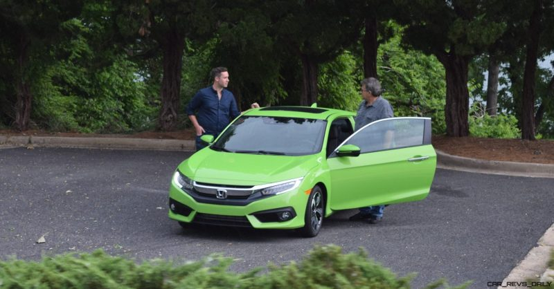 Drive Review - 2016 Honda CIVIC COUPE - By Ben Lewis