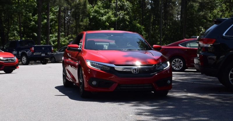 Drive Review - 2016 Honda CIVIC COUPE - By Ben Lewis Drive Review - 2016 Honda CIVIC COUPE - By Ben Lewis
