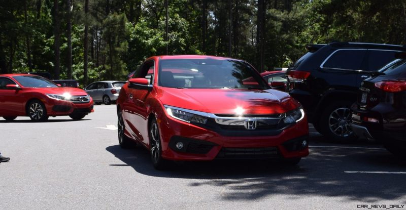 Drive Review - 2016 Honda CIVIC COUPE - By Ben Lewis Drive Review - 2016 Honda CIVIC COUPE - By Ben Lewis Drive Review - 2016 Honda CIVIC COUPE - By Ben Lewis