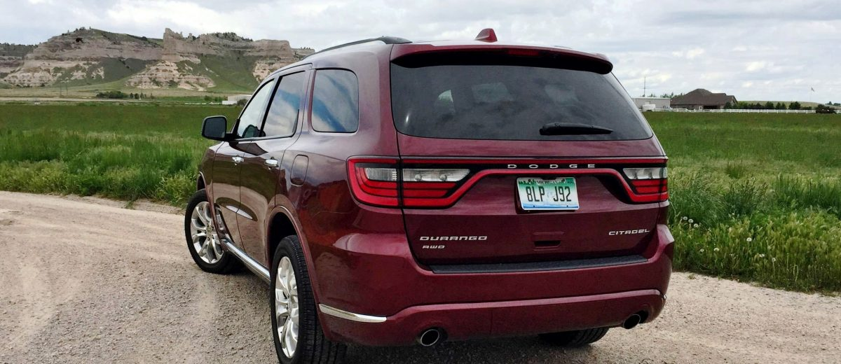 Road Test Review - 2016 Dodge DURANGO - By Tim Esterdahl 1