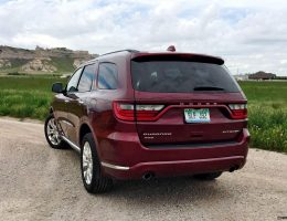 Road Test Review – 2016 Dodge DURANGO – By Tim Esterdahl