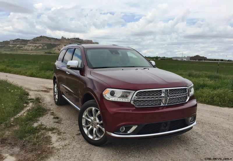 Road Test Review - 2016 Dodge DURANGO - By Tim Esterdahl 2