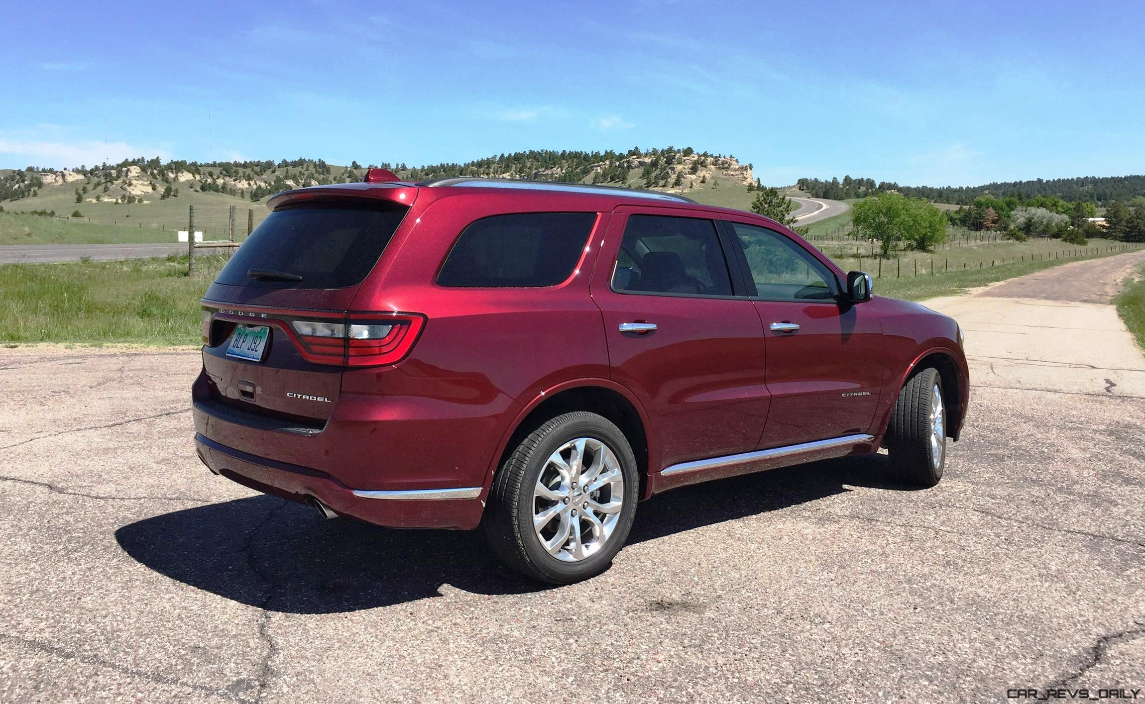 road test review 2016 dodge durango by tim esterdahl. Cars Review. Best American Auto & Cars Review
