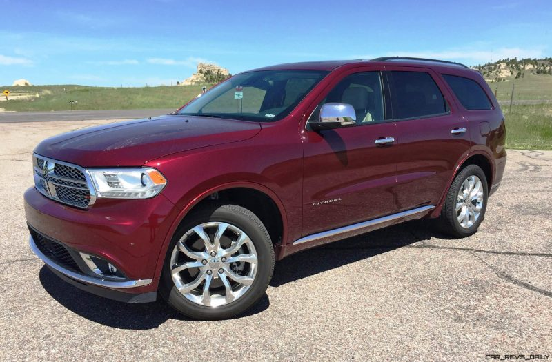 Road Test Review - 2016 Dodge DURANGO - By Tim Esterdahl 6