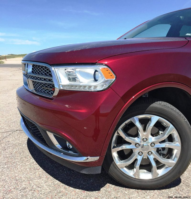 Road Test Review - 2016 Dodge DURANGO - By Tim Esterdahl 7