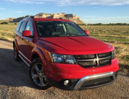 Review – 2016 DODGE Journey CROSSROAD – By Tim Esterdahl