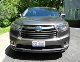 "2016 Toyota Highlander Hybrid Limited – Road Test Review – By Ken ""Hawkeye"" Glassman"
