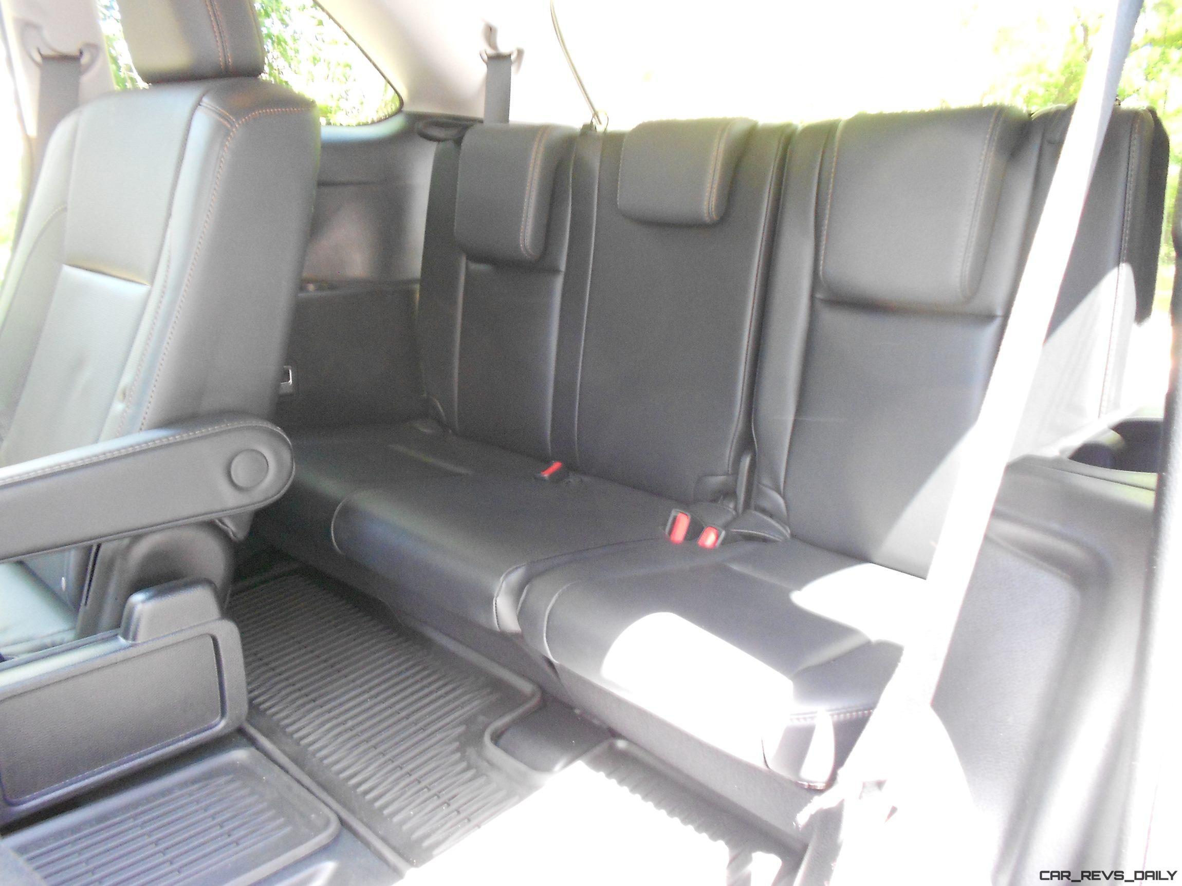 2016 Highlander Hybrid Interior 3