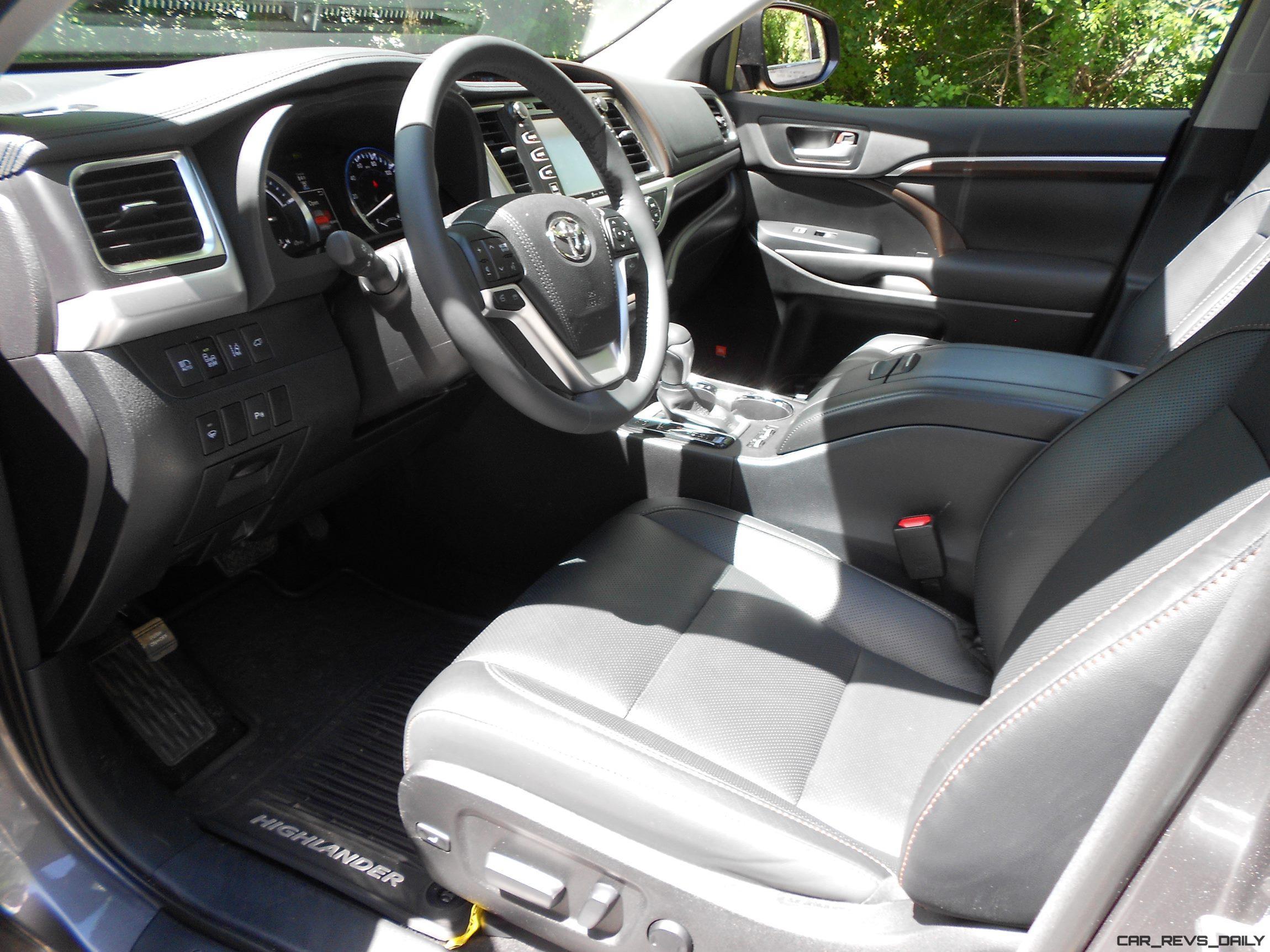 2016 highlander hybrid interior 6 - Toyota highlander hybrid interior ...