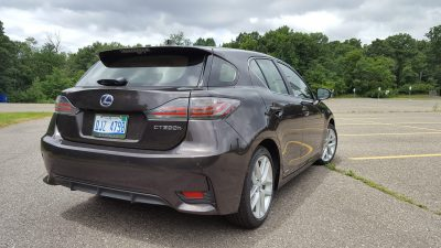 2016 Lexus CT 200h- By Carl Malek 4