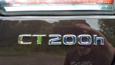 2016 Lexus CT 200h- By Carl Malek 6