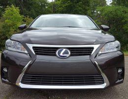 Road Test Review – 2016 Lexus CT200h – By Carl Malek