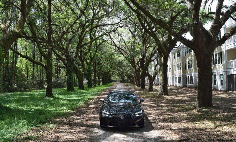 2016 Lexus GSF - South Carolina Angel Oaks 1