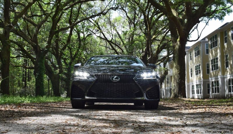 2016 Lexus GSF - South Carolina Angel Oaks 10